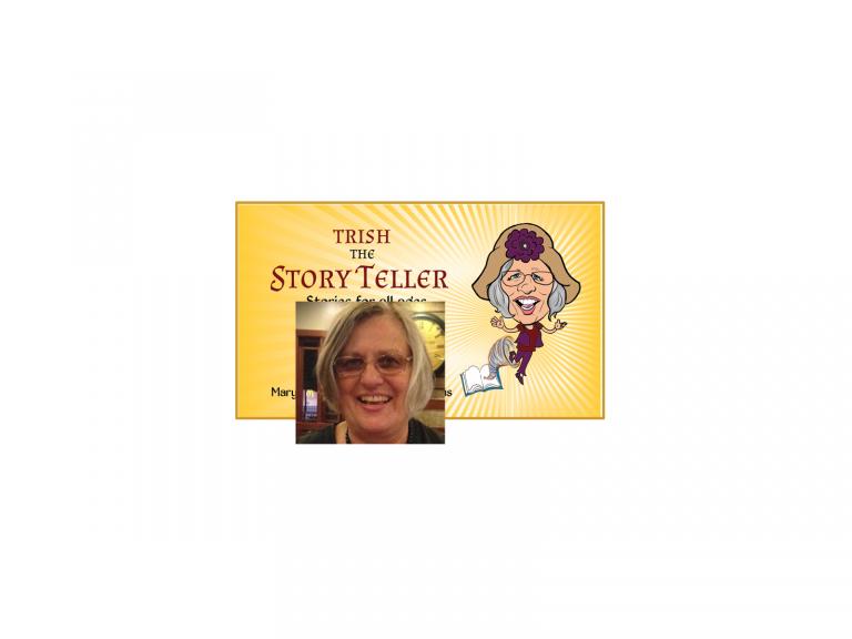 TRISH BUSINESS CARD